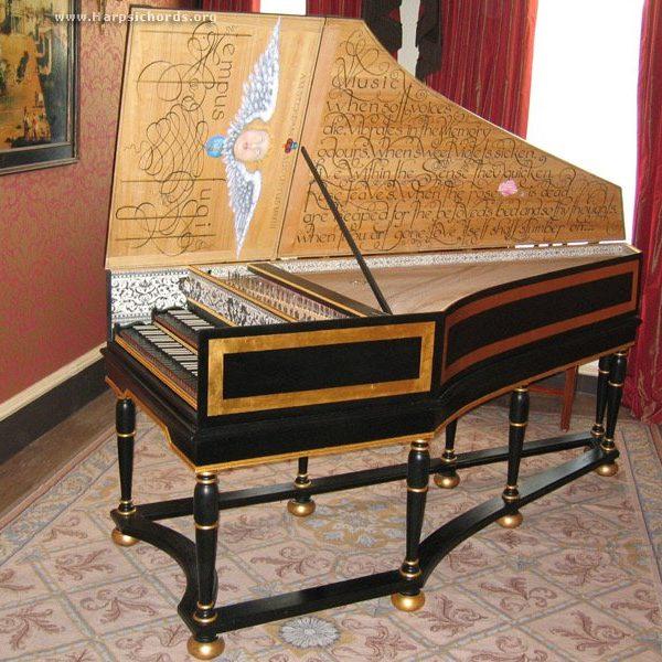 26 juli - virtuoze muziek uit de 17e eeuw