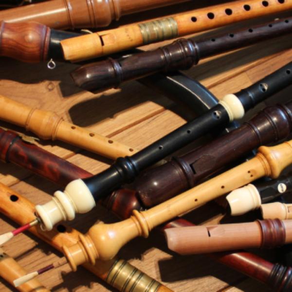 5 juli - Duo's en trio's voor blokfluit, hobo en fagot